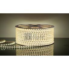 Герметичная светодиодная лента SMD 5050 60led/m 220V IP67 Warm White