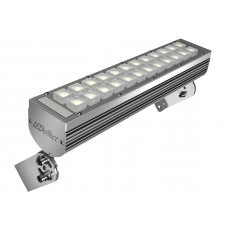 Светодиодный светильник серии Оптима 18Вт СБУ (0702)