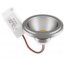 932102 Лампа LED 220V AR111 12W=100W 1056LM 24G COB 2800-3000K 20000H (в комплекте)