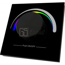 Панель W-RGB (RF RGB, 1 зона) Easydim Black