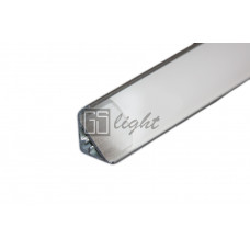 Угловой алюминиевый профиль AN-P314 (С ЭКРАНОМ)