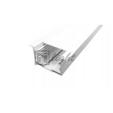 Встраиваемый алюминиевый профиль GS.6332