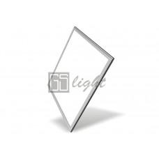 Светодиодная панель 595x595x8мм 40W 220V Day White (серая рамка)